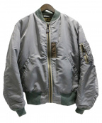 TOYS MCCOY(トイズマッコイ)の古着「MA-1ジャケット」|カーキ