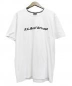 F.C.R.B.(エフシーアールビー)の古着「AUTHENTIC TEE」 ホワイト