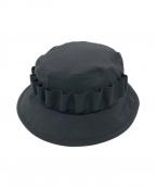 SASQUATCHfabrix.(サスクワッチファブリックス)の古着「FRINGE JUNGLE HAT」|ブラック
