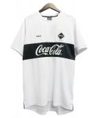()の古着「Coca Cola TEE」|ホワイト×ブラック