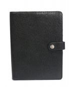()の古着「ノートカバー」|ブラック