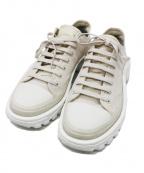 adidas×RAF SIMONS(アディダス×ラフシモンズ)の古着「DETROIT RUNNER」|ホワイト