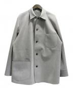 CLASS(クラス)の古着「ウルトラスウェードコート」|グレー