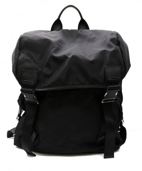 COLE HAAN(コールハーン)COLE HAAN (コールハーン) バックパック ブラックの古着・服飾アイテム