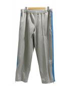 COMME des GARCONS SHIRT(コムデギャルソンシャツ)の古着「トラックパンツ」 グレー