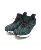 adidas()の古着「ローカットスニーカー」|ブラック