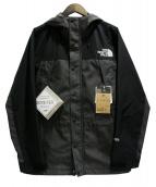 ()の古着「Mountain Light Denim Jacket」|ブラックデニム