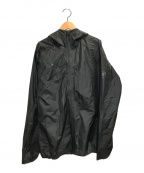 MAMMUT(マムート)の古着「Kento Light HS Hooded Jacket」 ブラック