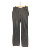 ()の古着「パイソン総柄パンツ」|2