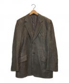 Paul Smith London(ポールスロンドン)の古着「パイソン総柄ジャケット」 ブラウン