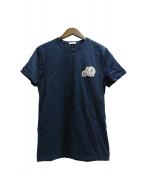 ()の古着「Maglia T-shirt」|ネイビー