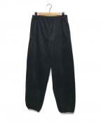 CLASS(クラス)の古着「フェイクスウェードパンツ」|ブラック