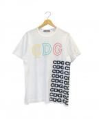 CDG(シーディージー)の古着「ロゴプリントTシャツ」 ホワイト