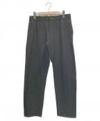 BURLAP OUTFITTER(バーラップアウトフィッター)の古着「ストレッチパンツ」|ブラック