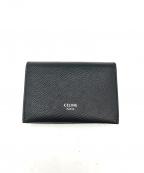 CELINE()の古着「コインケース」 ブラック