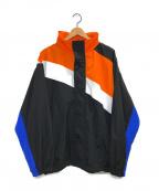 X-LARGE(エクストララージ)の古着「マウンテンパーカー」|オレンジ×ブラック
