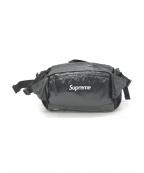 SUPREME()の古着「Waist Bag」 ブラック