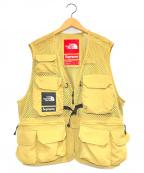 SUPREME×THE NORTH FACE()の古着「20S/S Cargo Vest」|ベージュ