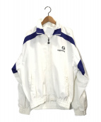 ()の古着「ナイロンジャケット」 ホワイト