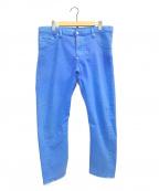 DSQUARED2(ディースクエアード)の古着「ブルーデニムパンツ」|ブルー
