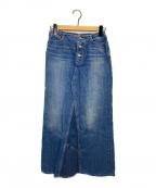 R.H.Vintage(ロンハーマン・ヴィンテージ)の古着「デニムスカート」 インディゴ