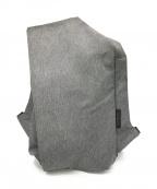 Cote&Ciel(コートシェル)の古着「バックパック」 グレー