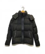 DESCENTE ALLTERRAIN(デザイント オルテライン)の古着「MIZUSAWA DOWN JACKET」|ブラック