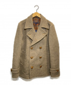 PENDLETON(ペンドルトン)の古着「メルトンPコート」|ブラウン