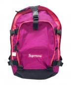 SUPREME(シュプリーム)の古着「BACK PACK」|ピンク