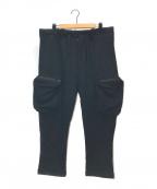 s'yte(サイト)の古着「タクティカルカーゴパンツ」 ブラック
