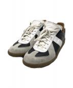 ()の古着「Low-top Replica sneaker」|ホワイト×ブラック