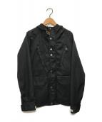()の古着「マウンテンパーカー」 ブラック