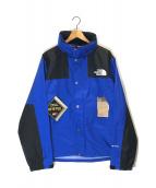 ()の古着「Mountain Raintex Jacket」 ブルー