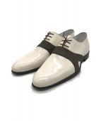 ()の古着「ドレスシューズ」 ホワイト