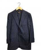 Belvest(ベルヴェスト)の古着「3B3ピーススーツ」|ネイビー