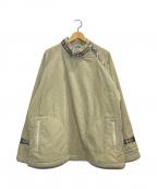 AiE(エーアイイー)の古着「TBN Jacket-8W Carduroy」 ベージュ