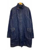 ()の古着「Denim Coat」 インディゴ