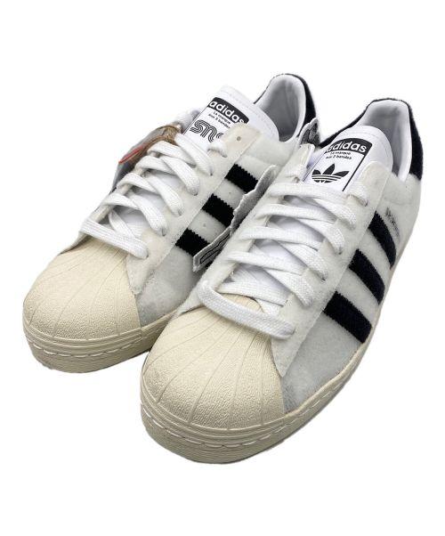 adidas(アディダス)adidas (アディダス) Superstar SNS ホワイト サイズ:26.5 未使用品の古着・服飾アイテム