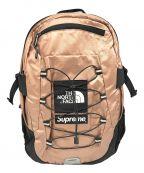 SUPREME×THE NORTH FACE()の古着「metallic borealis backpack」|シャンパンゴールド
