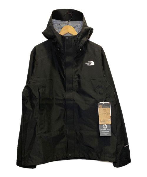 THE NORTH FACE(ザ ノース フェイス)THE NORTH FACE (ザ ノース フェイス) FL Drizzle Jacket ブラック サイズ:Lの古着・服飾アイテム