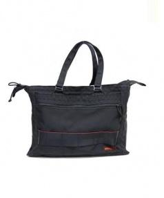 BRIEFING(ブリーフィング)の古着「ファスナートートバッグ」|ブラック