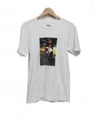 Supreme×COMME des GARCONS SHIRT(シュプリーム × コムデギャルソンシャツ)の古着「Harold Hunter Tee」 ホワイト