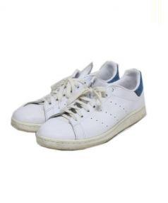 adidas(アディダス)の古着「STAN SMITH」 ホワイト×ブルー