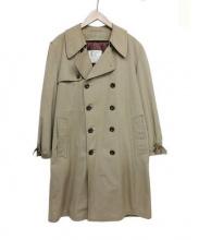 LONDON FOG(ロンドンフォグ)の古着「ライナー付トレンチコート」|ベージュ
