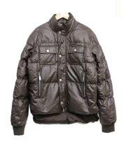 DSQUARED2(ディースクエアード)の古着「ダウンジャケット」|ブラウン