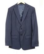 simplicite(シンプリシテェ)の古着「セットアップスーツ」|ネイビー