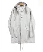 nanamica(ナナミカ)の古着「SPLASH SHELL PARKA」|アイボリー