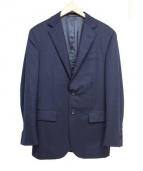 RAFFAELE CARUSO(ラファエル カルーソ)の古着「セットアップスーツ」|ネイビー