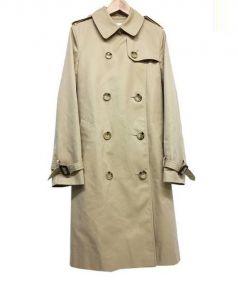 BEAUTY&YOUTH(ビューティアンドユース)の古着「レギュラートレンチコート」|ベージュ