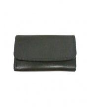 CORBO(コルボ)の古着「レザー財布」|オリーブ